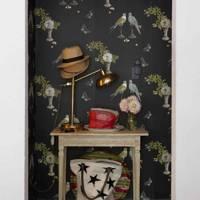 Rita Konig Small Spaces Wallpaper
