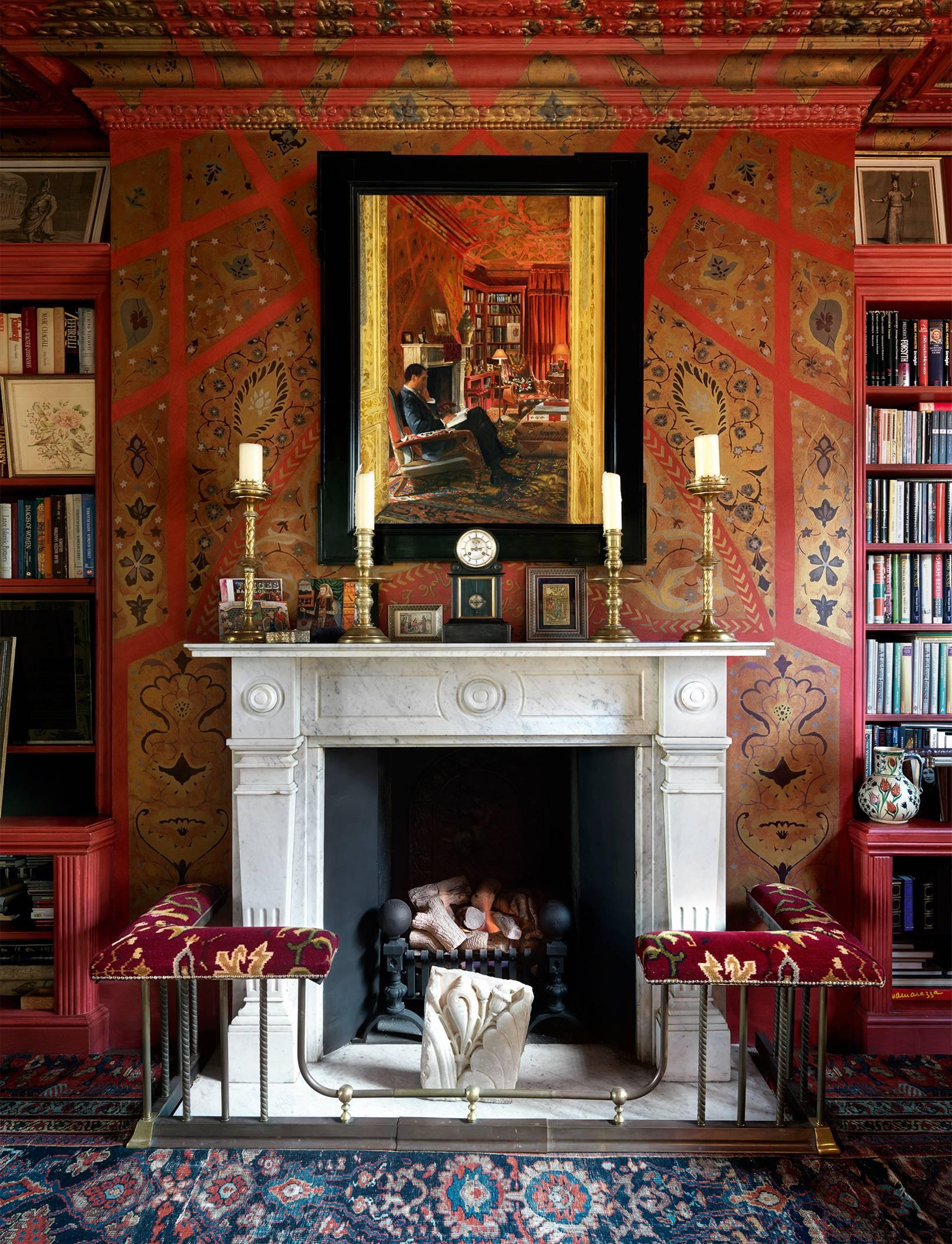Interior designer Alidad's exquisite London flat