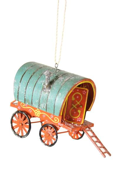 Gypsy Wagon Decoration from Luna & Curious