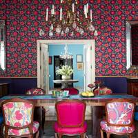 Dining Room - Colours of India