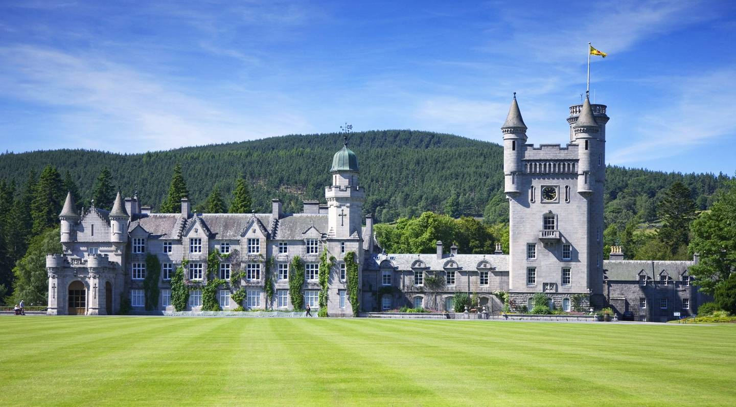 All you need to know about Balmoral, the Queen's Scottish summer castle