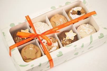 Cutter & Squidge festive biskies