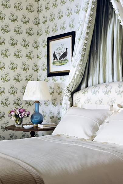 Belgravia - Pattern Bedroom