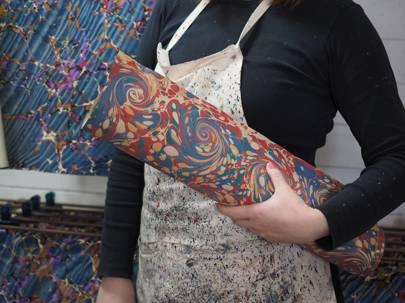Jemma Lewis Marbling & Design