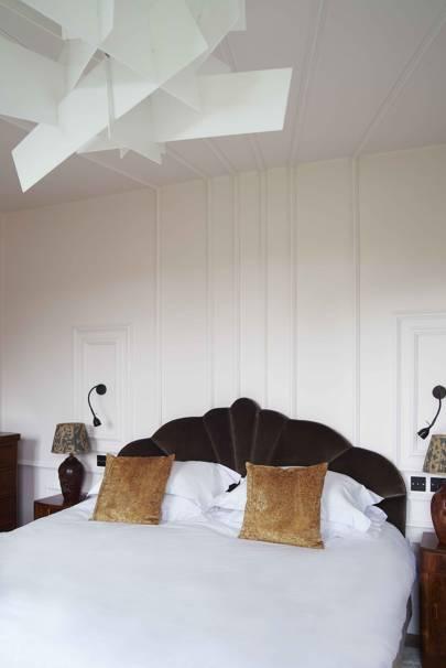 A bedroom by Rachel Chudley