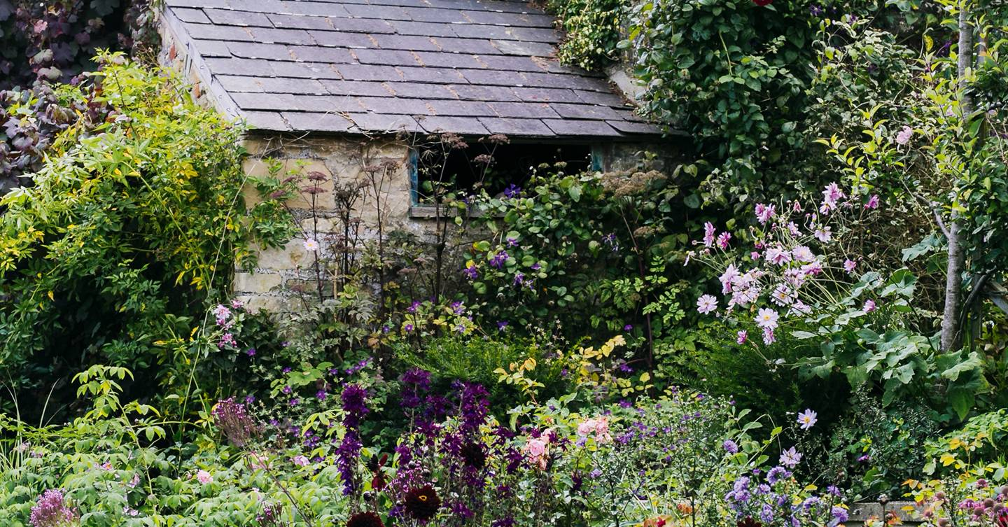 A history of cottage gardens and how to plant one