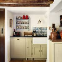Cottage - Kitchen