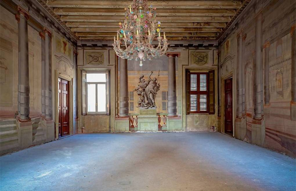 A Romeo and Juliet-style palazzo is for sale in Verona