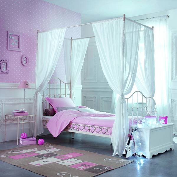 Girls Bedroom Ideas - Furniture, Wallpaper, Accessories ...