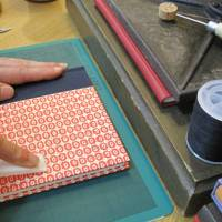 Bookbinding with St Bride Foundation
