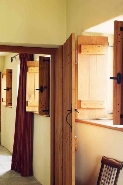 Corridor - Prince Charles' Welsh Home