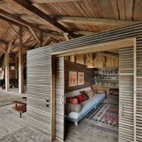 The all-weather Alpine chalet