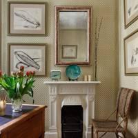 Colefax Designer Wendy Nicholls London Flat House Garden