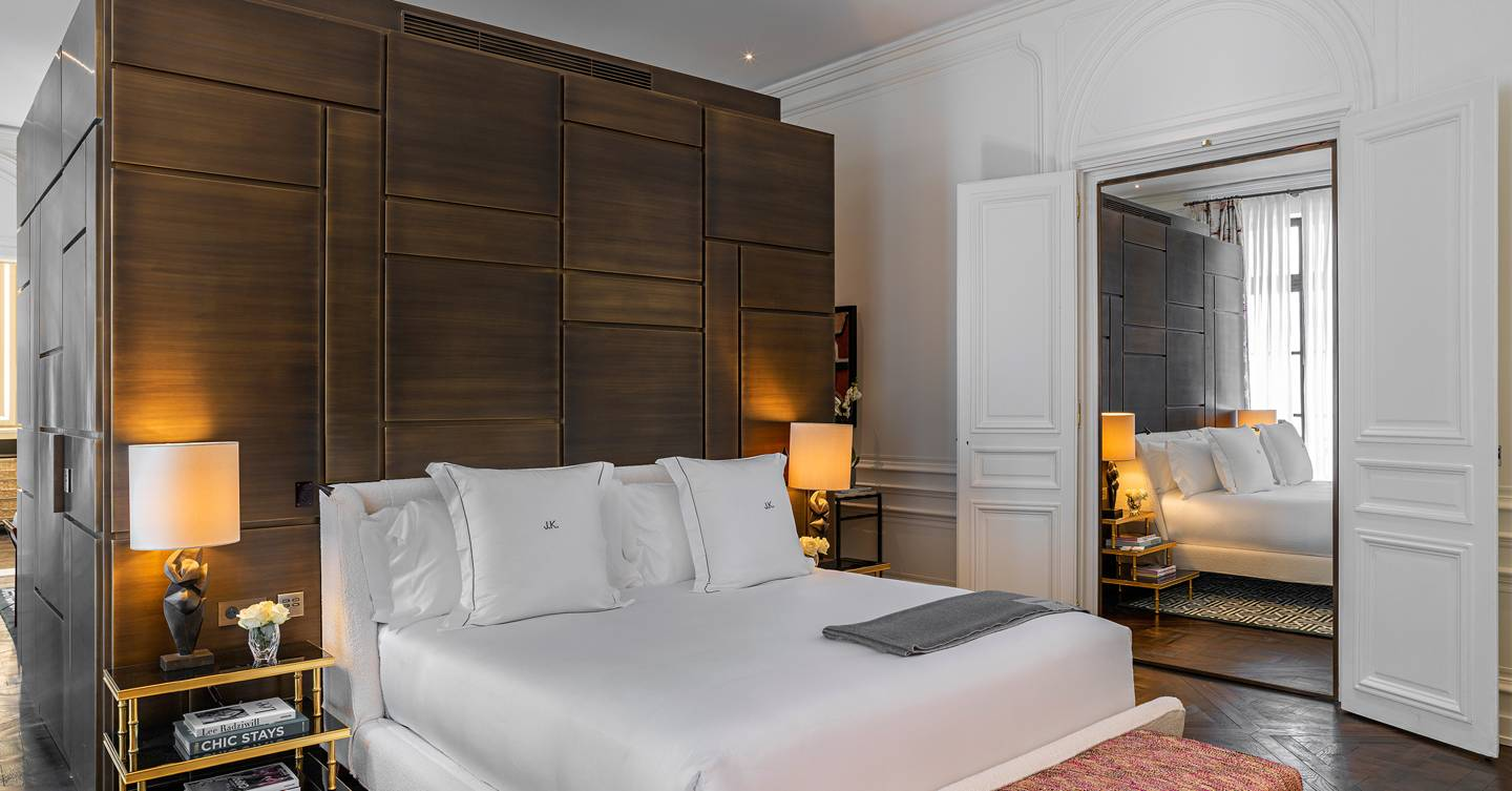 A former embassy transformed into one of Paris' most luxurious hotels