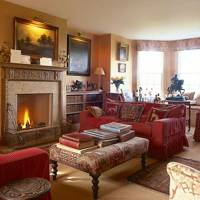 Cosy Country Drawing Room
