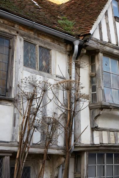 Exterior - Tudor House