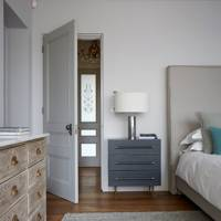 Calm Plain Bedroom
