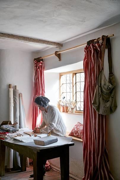 Janet printing at home