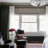 Bedroom Seating - London Terrace Restoration