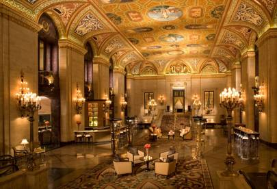 The Palmer House, Chicago