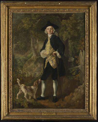 Early Gainsborough: From the obscurity of a country town, until February 17