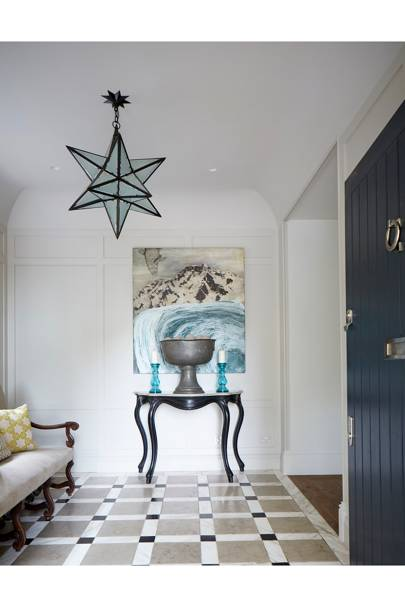 Hallway - Modern Victorian Oxford House