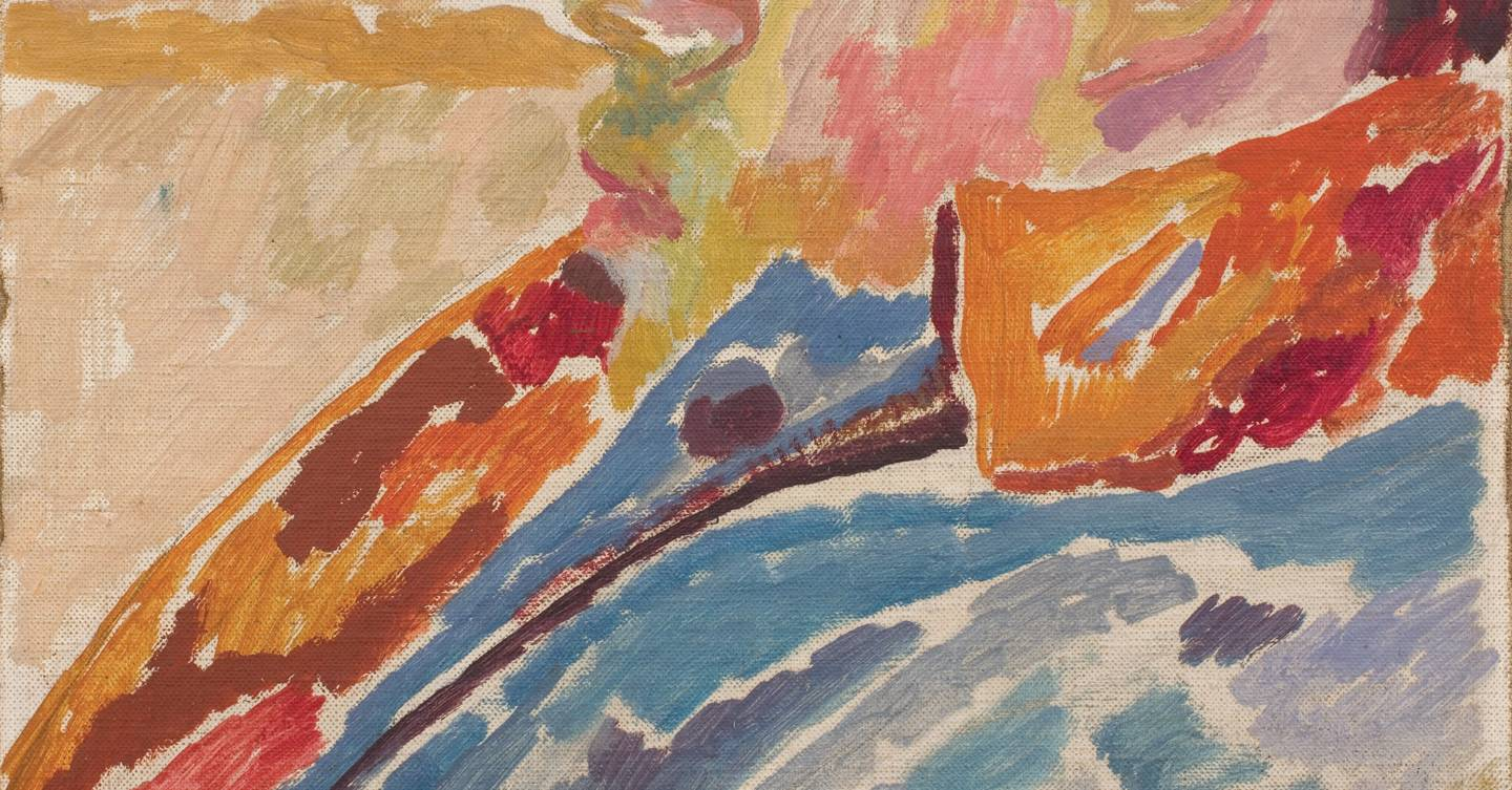 vanessa bell and duncan grant at piano nobile