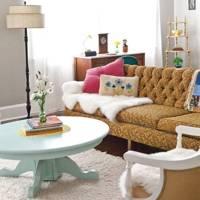 Carrie Ellegaard Living Room