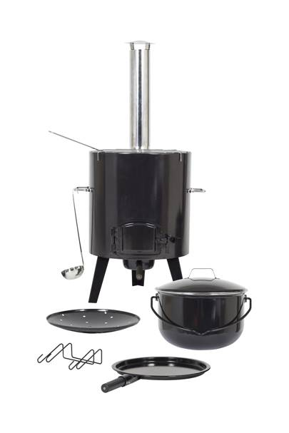 Four In One Cooking Equipment
