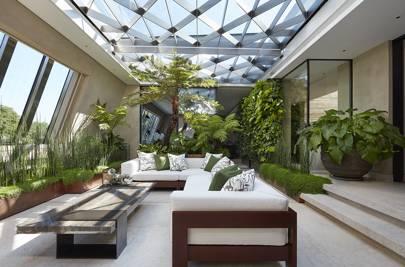 Garden Rooms House