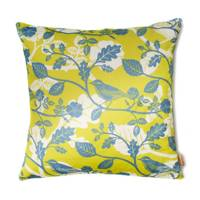 Rose & Bird Cushion