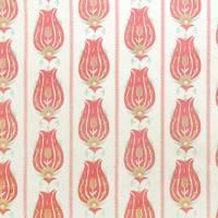 Tulip Border Linen