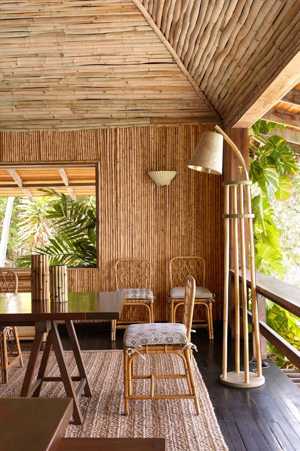 Bamboo Beach House Mustique Designed By Veere Grenney