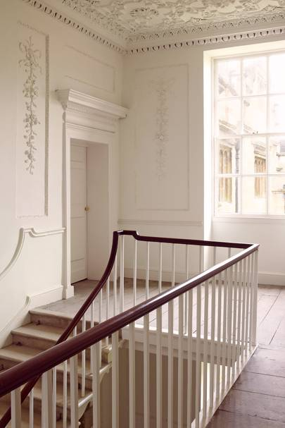 Great Stair - Apethorpe Palace