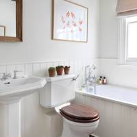 Bathroom - Traditional Victorian Town House