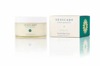 July 24: Uplift Sea Salt Scrub, £16, from Seascape