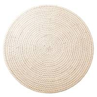 May 29: Kalinko Latha Table Mat in White, £12