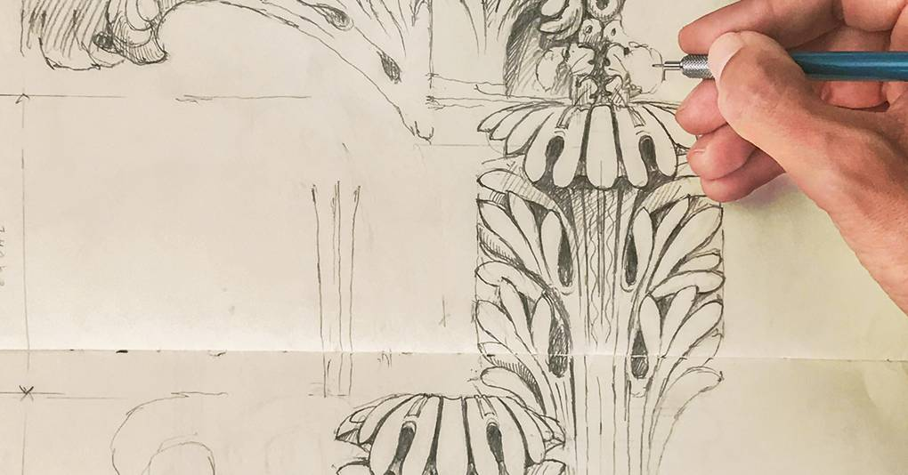 The importance and beauty of architectural drawings