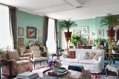 Living Room - Holker Hall