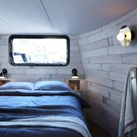Barge Bedroom