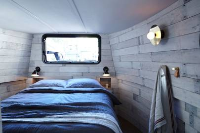 Barge Bedroom