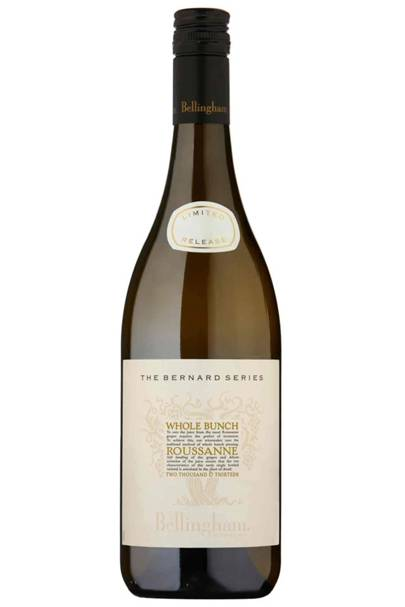 Bellingham The Bernard Series Whole Bunch Roussanne 2015