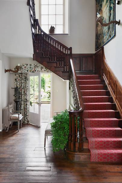 Persian Stair Runner