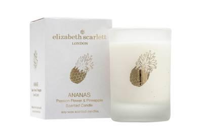 July 18: Elizabeth Scarlett Ananas Mini Candle, £12