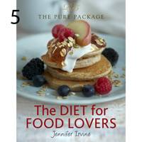 December 5: Pure Package The Diet for Food Lovers Cookery, £20