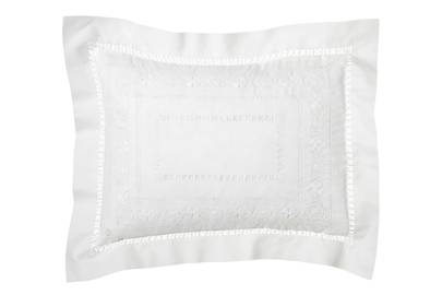 December 11: Cologne & Cotton Serephine Hand Embroidered Baby Pillowcase, £42