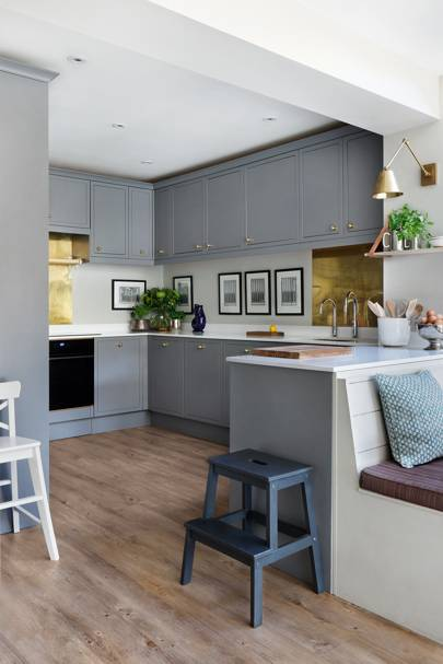 Kitchen - Nicole Salvesen London Family Home