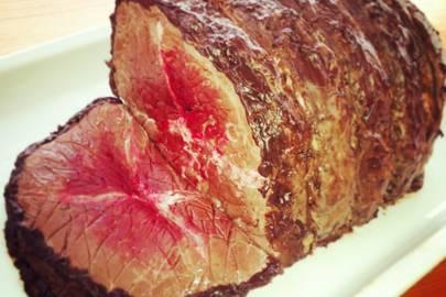 Roast Beef Cake