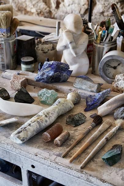 The Studio Table