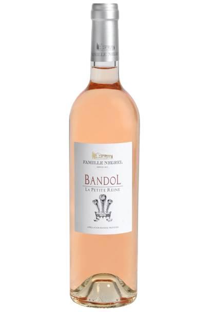Famille Negrel Bandol Rosé La Petite Reine 2016